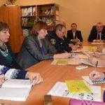 Заседание Совета по взаимодействию Совета депутатов Искитимского района с представительными органами сельских поселений