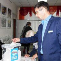 Секретарём местного отделения партии «Единая Россия» стал Олег Лагода