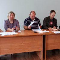 Встреча депутатов в администрации Мичуринского сельсовета
